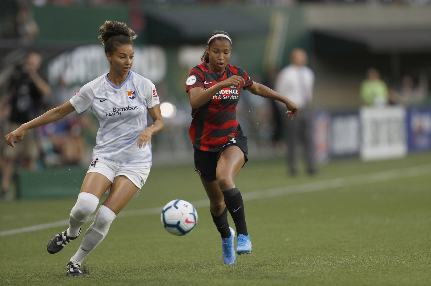 Sky Blue FC trades for Margaret Purce, sends Raquel Rodriguez to Portland Thorns