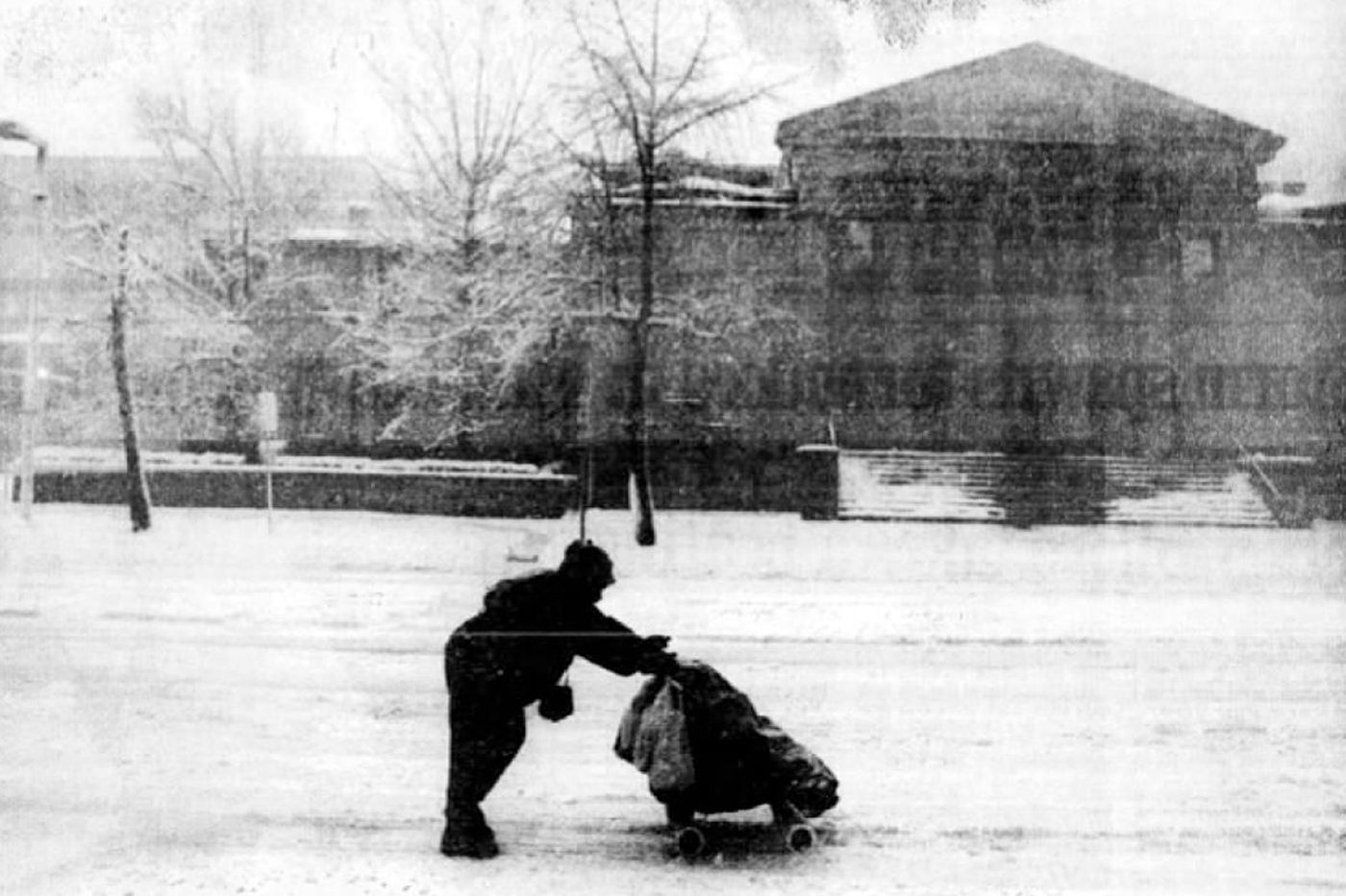 Top 5 March snowstorms in Philadelphia history