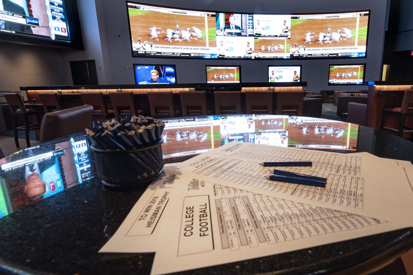 What are the odds? Colleges fear sports betting will lead to cheating.