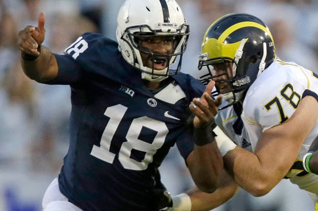 Northeast High graduate and former Penn State player Deion Barnes gets another shot to impress the NFL