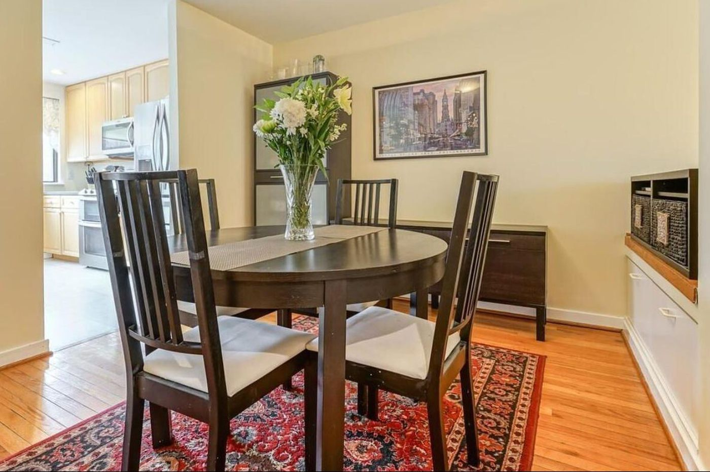 On the market: Fairmount house with parking for two