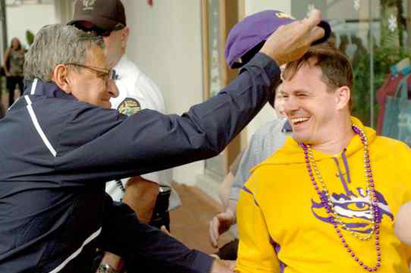 Penn State's Lee balances fun and work