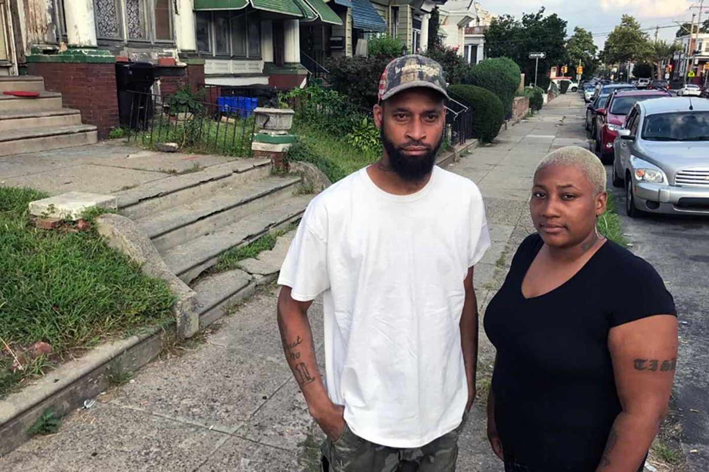 A year later, mother of slain teen finds it hard to go home again