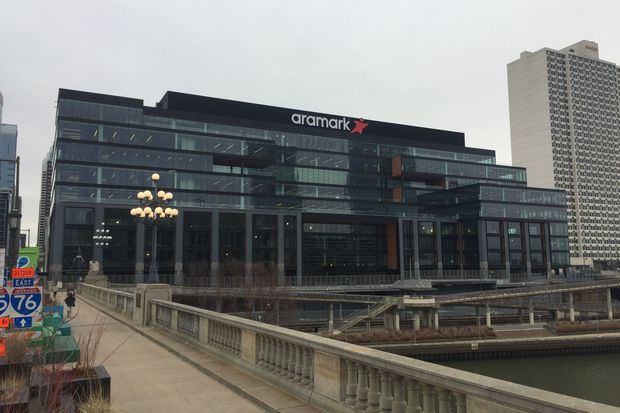 Aramark tweaks top bosses' pay structure to please shareholders, but that may not be enough