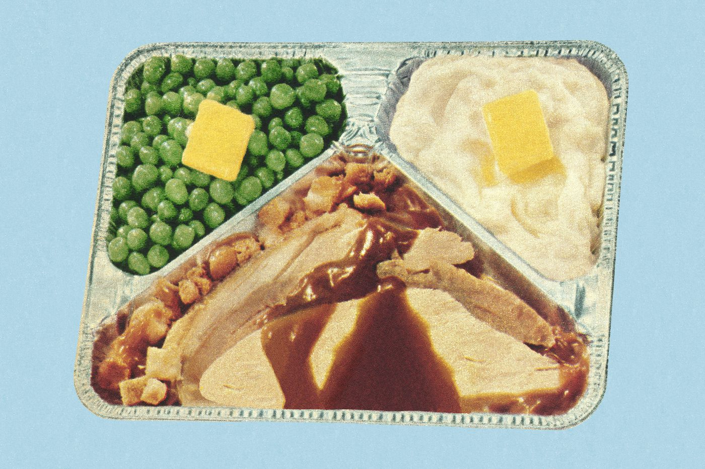 It's totally fine to eat a frozen dinner on Thanksgiving in 2020 | Opinion