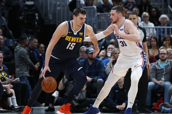 Sixers move past shorthanded setback to Nuggets, focus on getting healthy for tilt with Lakers