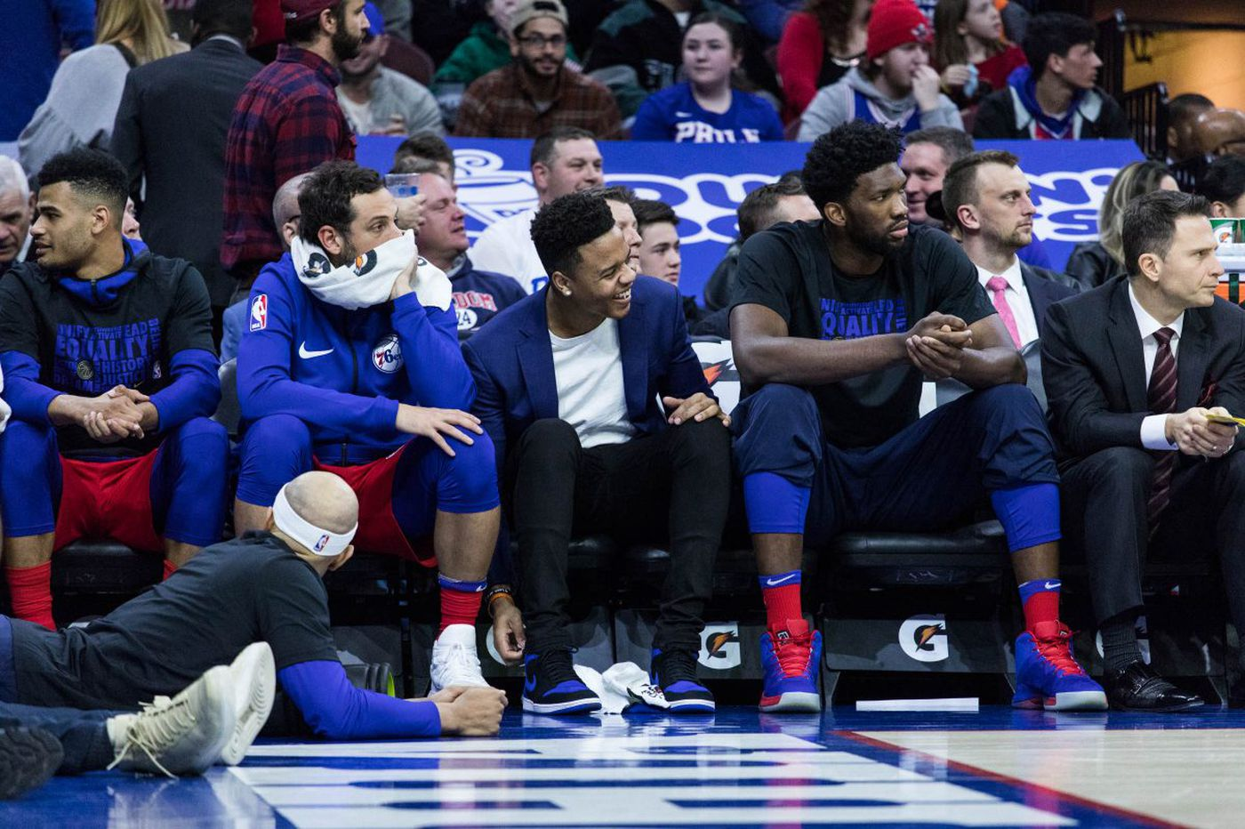 The Sixers have mishandled Markelle Fultz, and it could put his career at risk | Mike Sielski