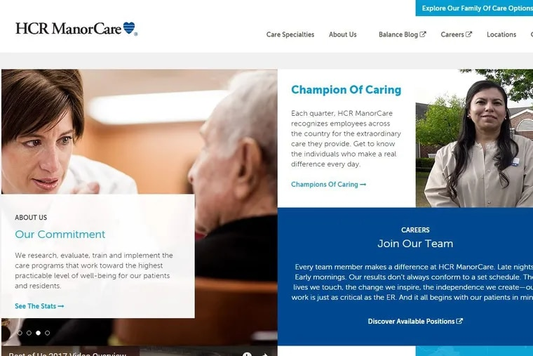 HCR ManorCare Inc.escaped at Medicare fraud case when the U.S. Justice Department agreed to drop the case Thursday.