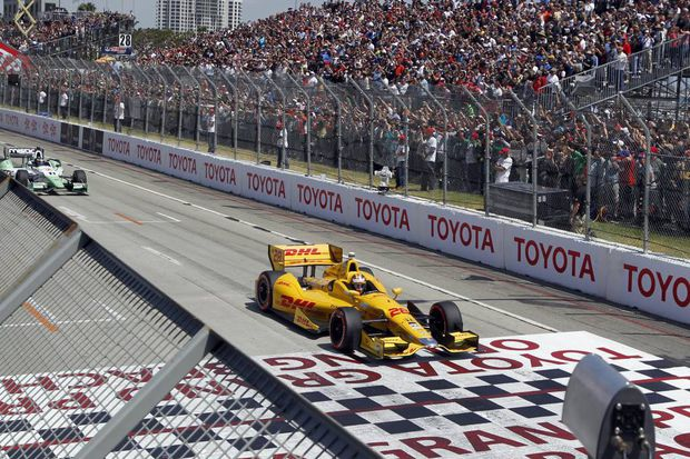 Acura becomes title sponsor of Long Beach Grand Prix