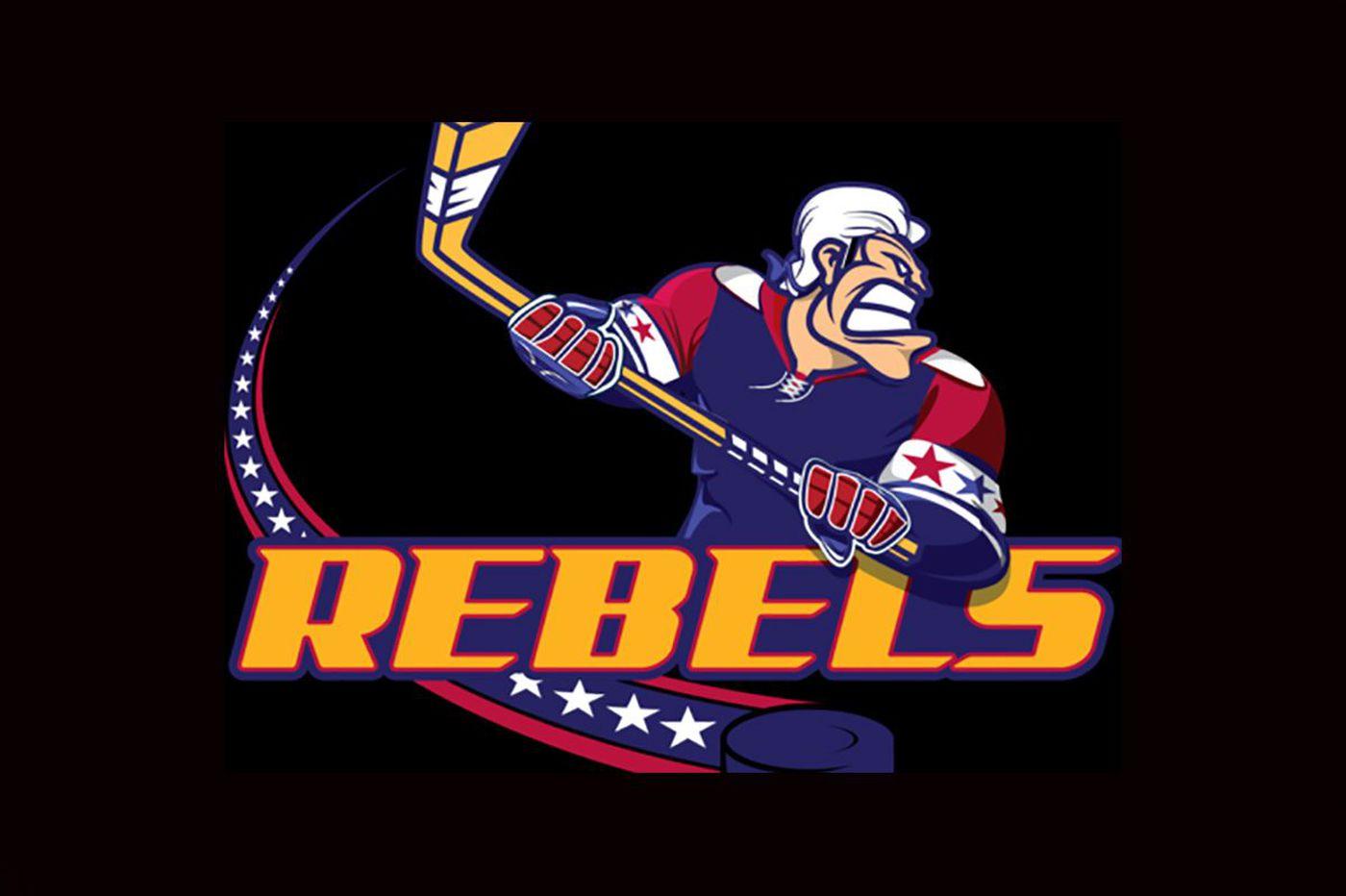 Junior hockey league's Rebels moving to Philadelphia