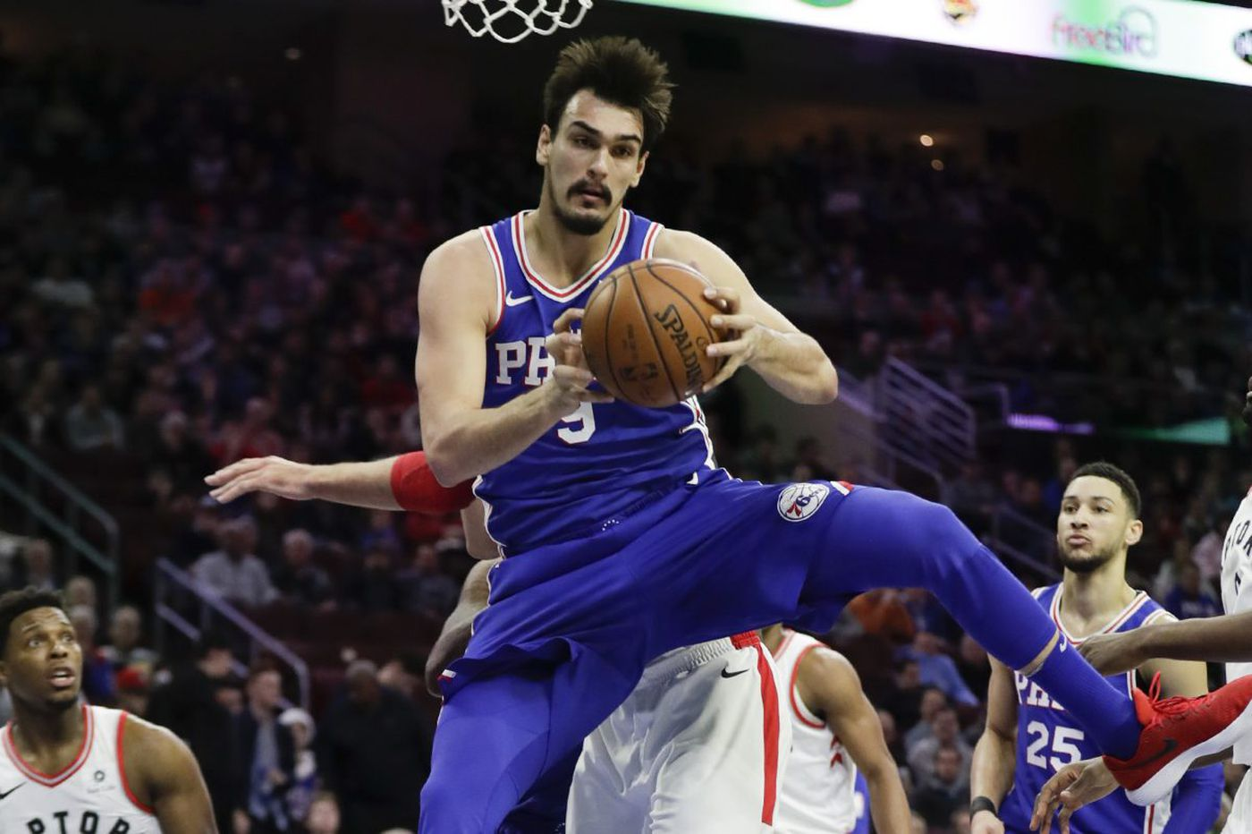 Sixers' Dario Saric expected to return Friday