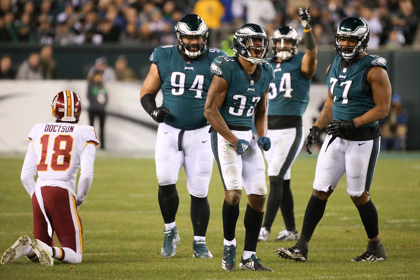 Eagles 28, Redskins 13: Five observations from the Birds' win