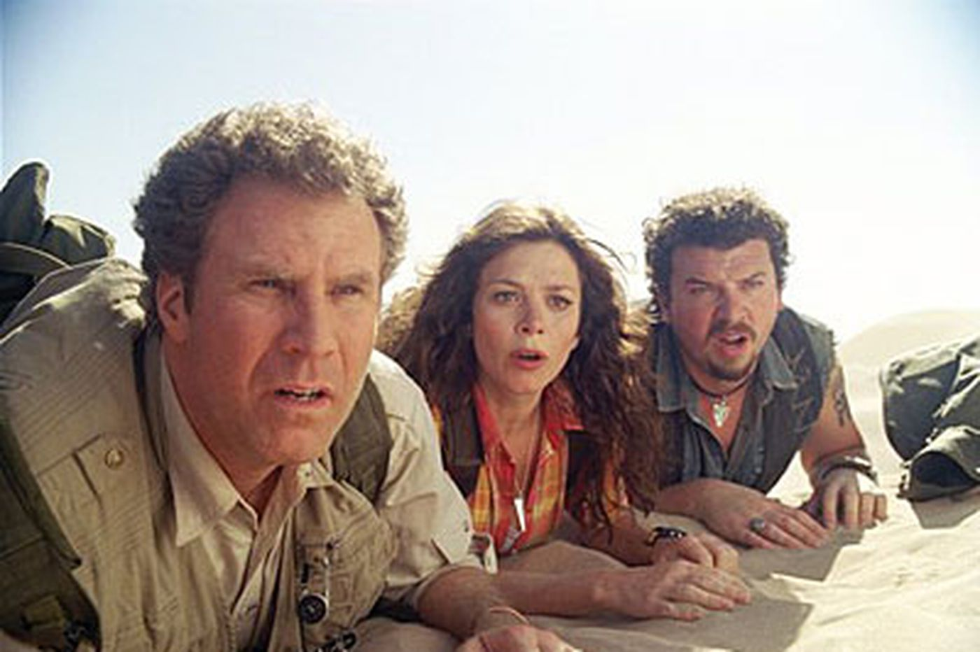 Call Ferrell's latest 'Wasteland of the Lost'