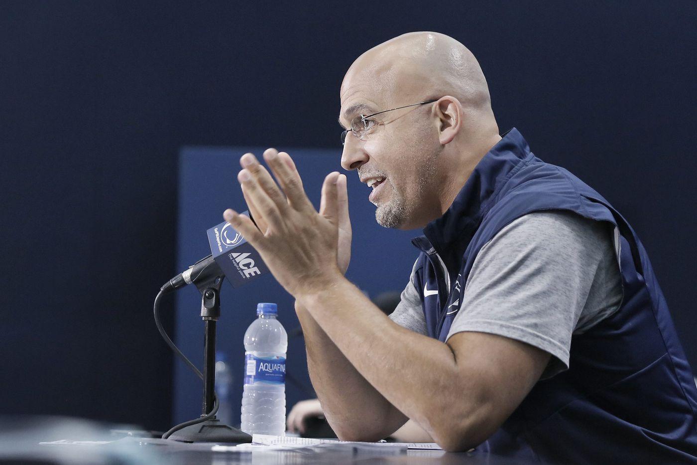 Injury ends career of Penn State quarterback Jake Zembiec