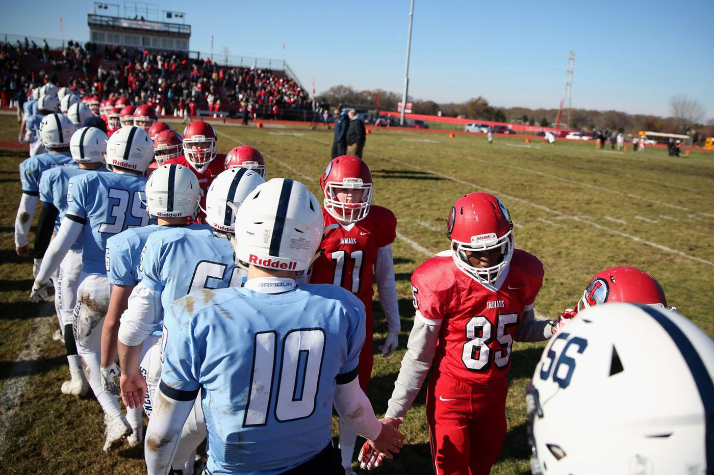 New Jersey proposal: Allow multiple schools to join forces, combine teams