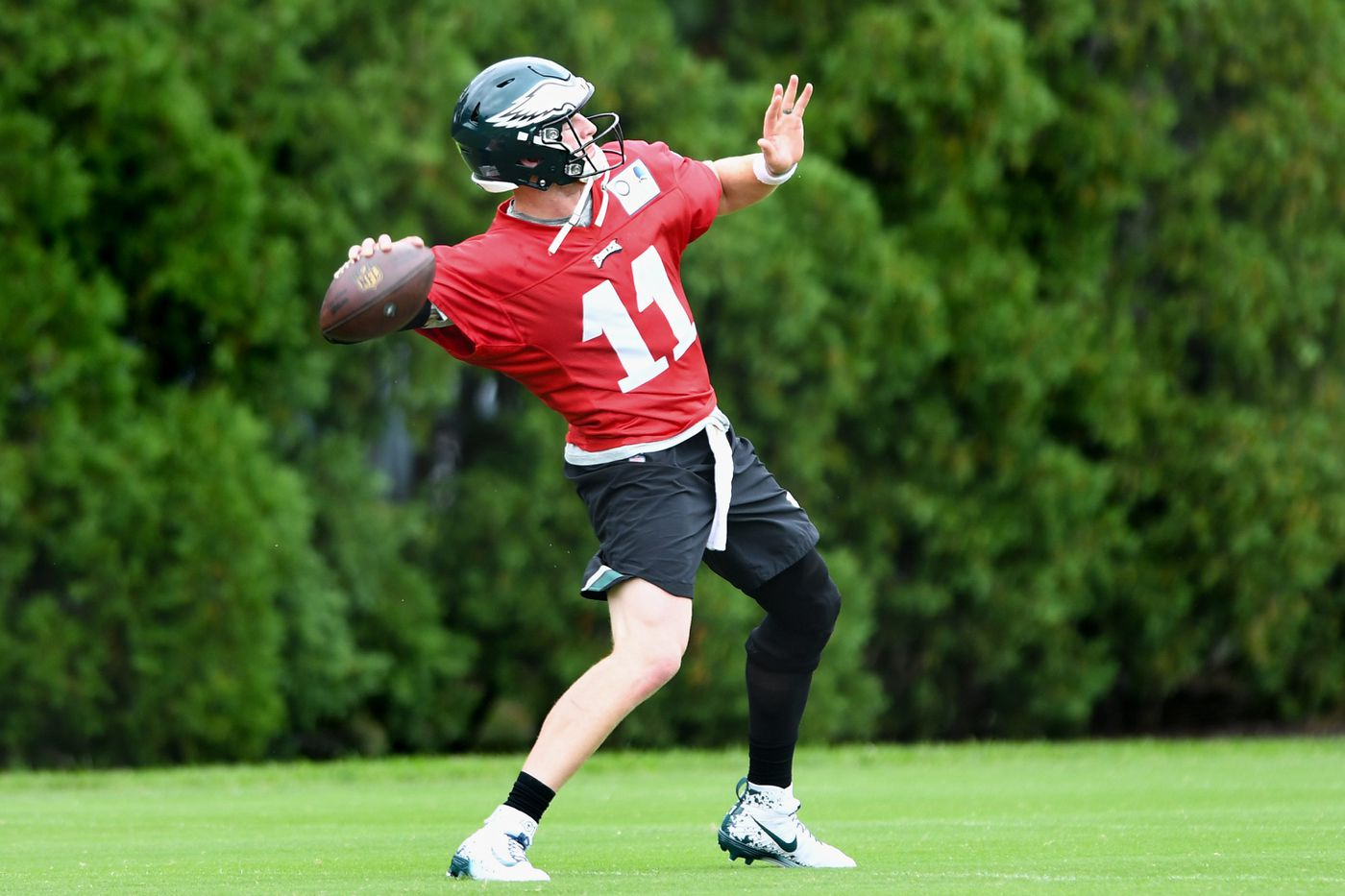 Carson Wentz's comeback is complete and the headstrong Eagles QB is already on to his next challenge