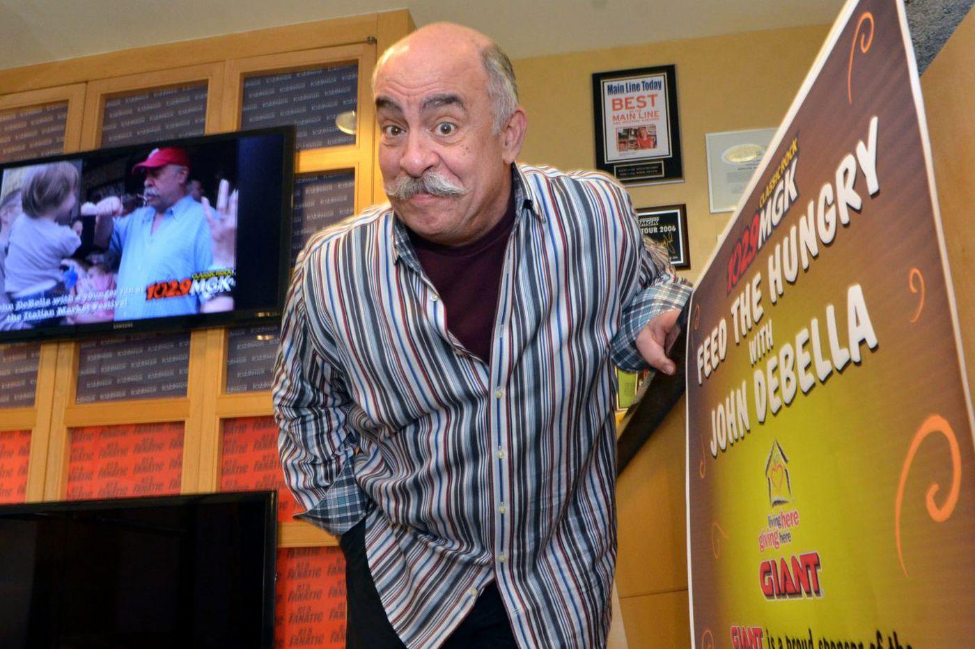 Lawsuit accuses 102.9 WMGK radio host John DeBella of sexual harassment
