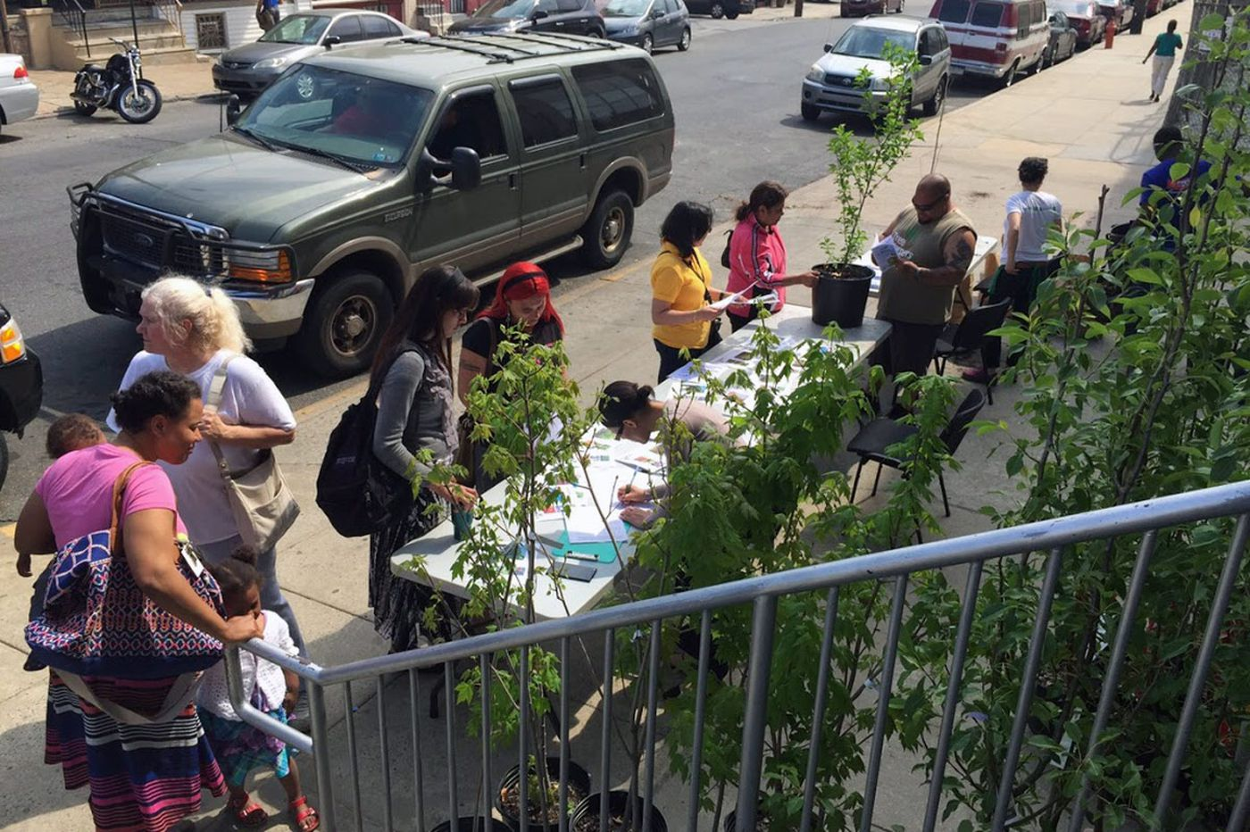 Philly giving away free trees, but with social distancing amid coronavirus