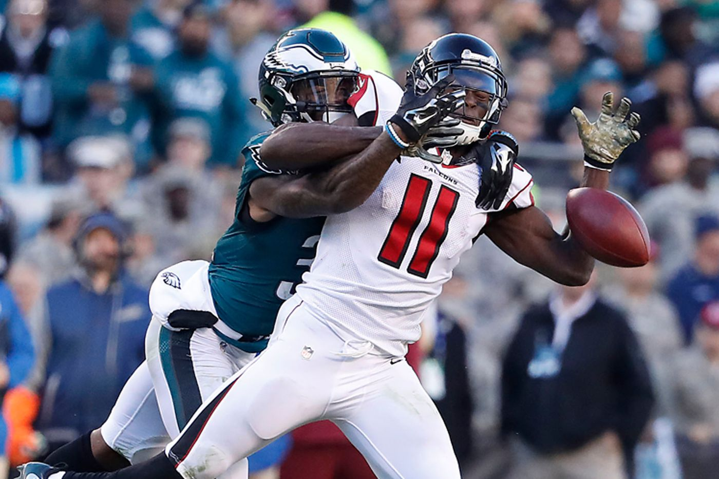 brand new 8d5ba ed027 Eagles cornerback Jalen Mills opens up about his foot injury ...