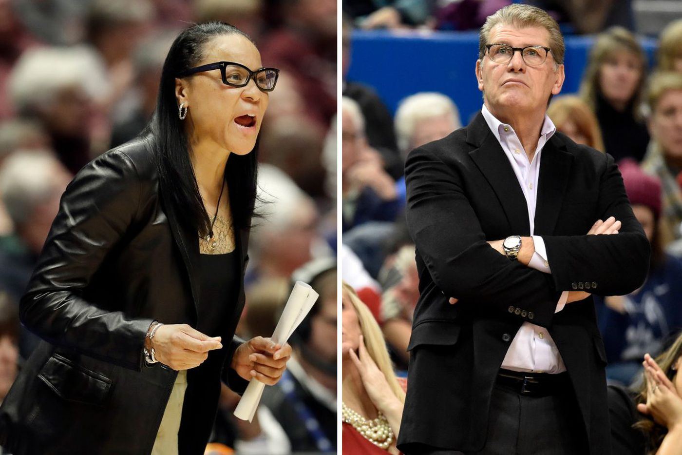 Women's March Madness preview: Geno Auriemma and UConn face Dawn Staley and South Carolina