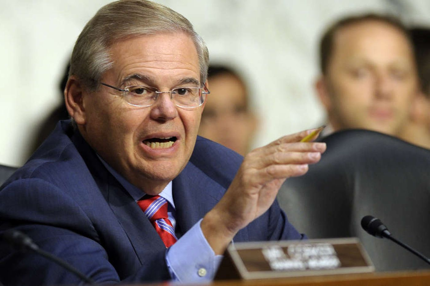 Grand jury issues no charges against Menendez