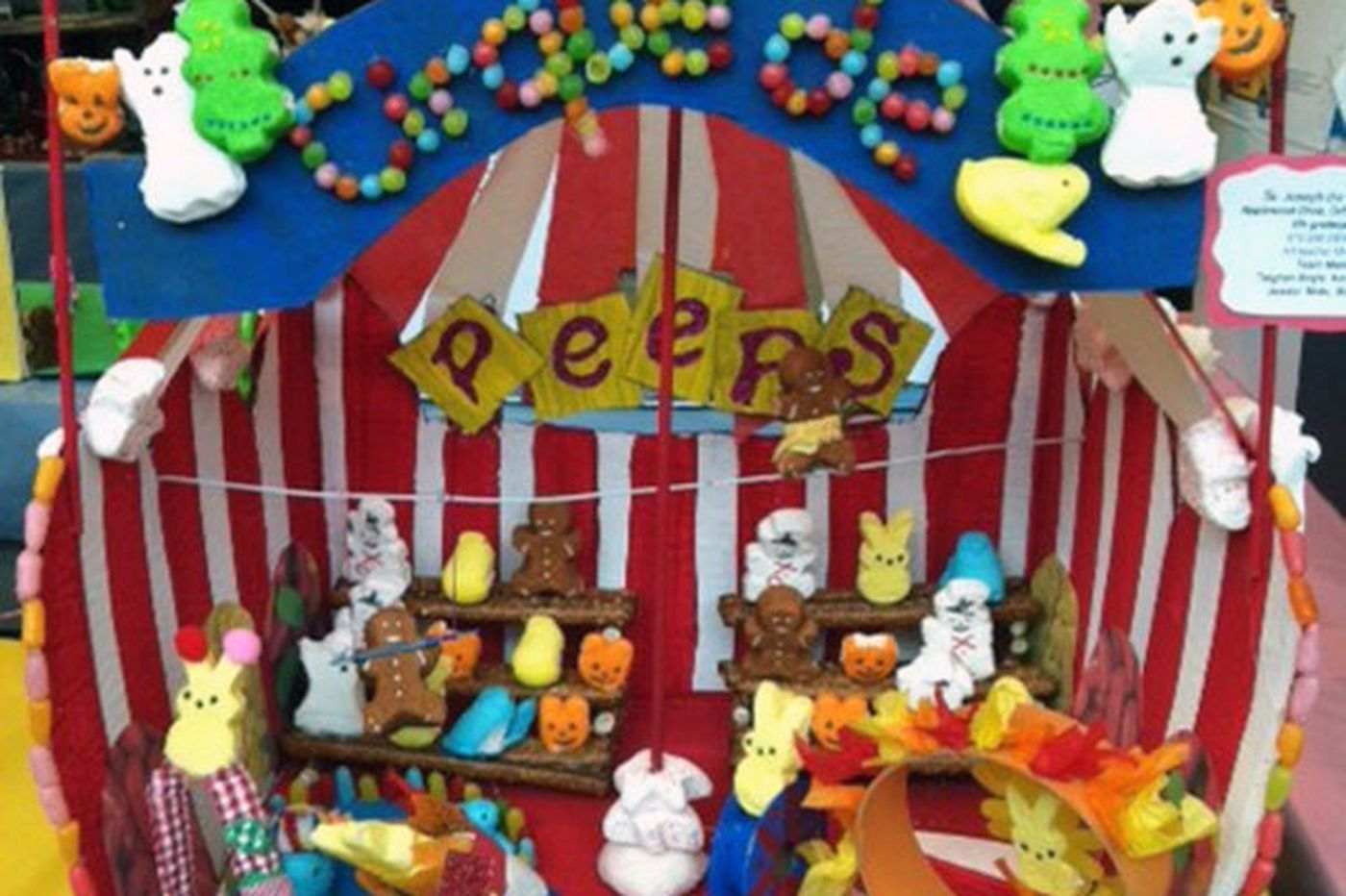 Peeps festival celebrates kitschy candy with Pa. roots