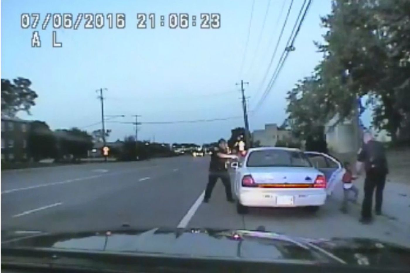 7 seconds. That's how long it took to kill a compliant black man carrying a legal gun