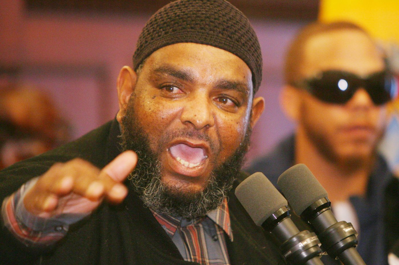 Malik Aziz, Philly activist who showed ex-prisoners they can be change agents, dies at 66