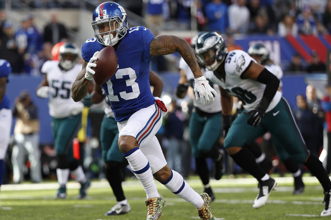 Sports betting: Thinking Eagles over Giants? Think again