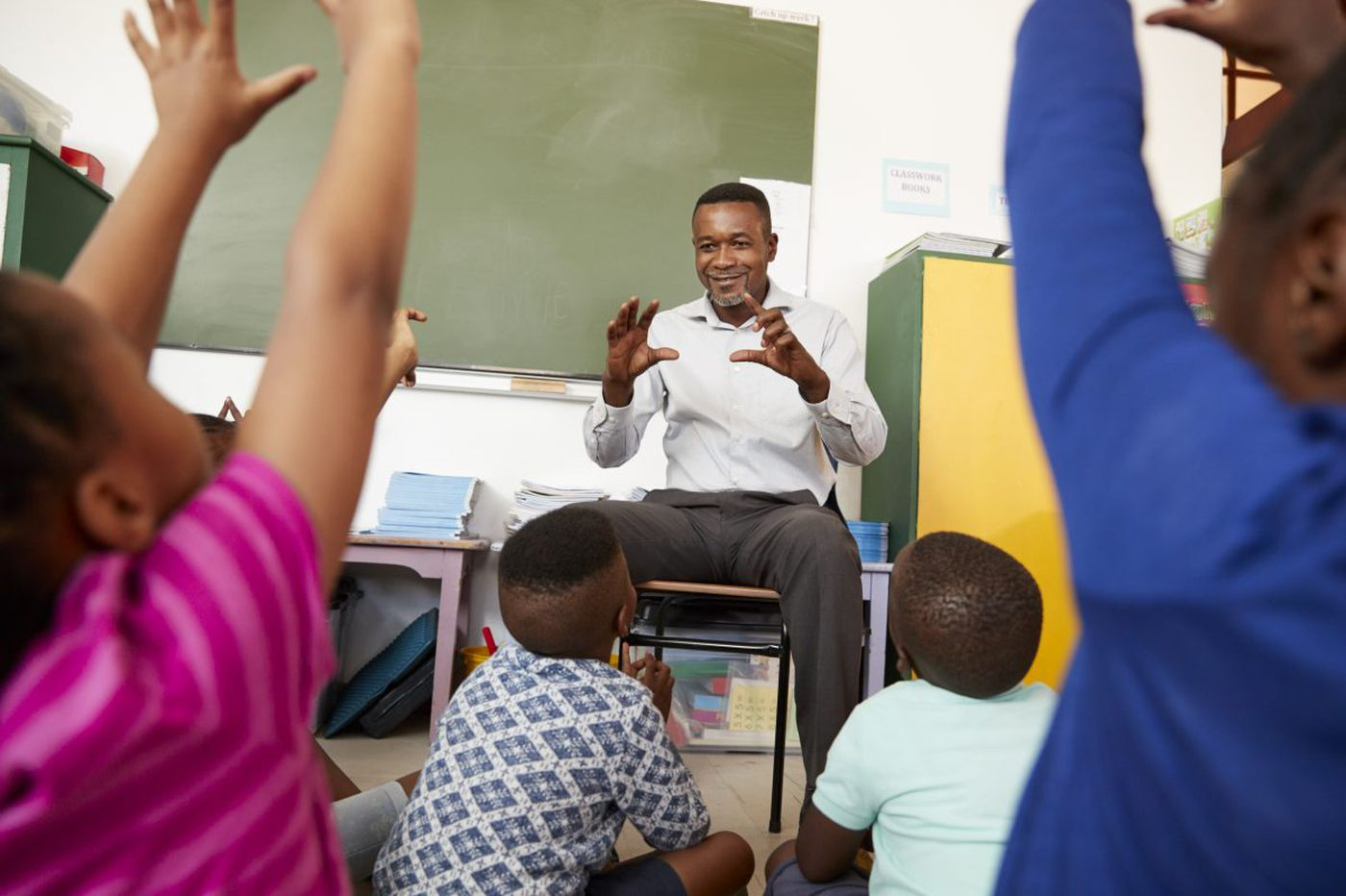 What teachers can do to help black boys overcome our racist society   Opinion