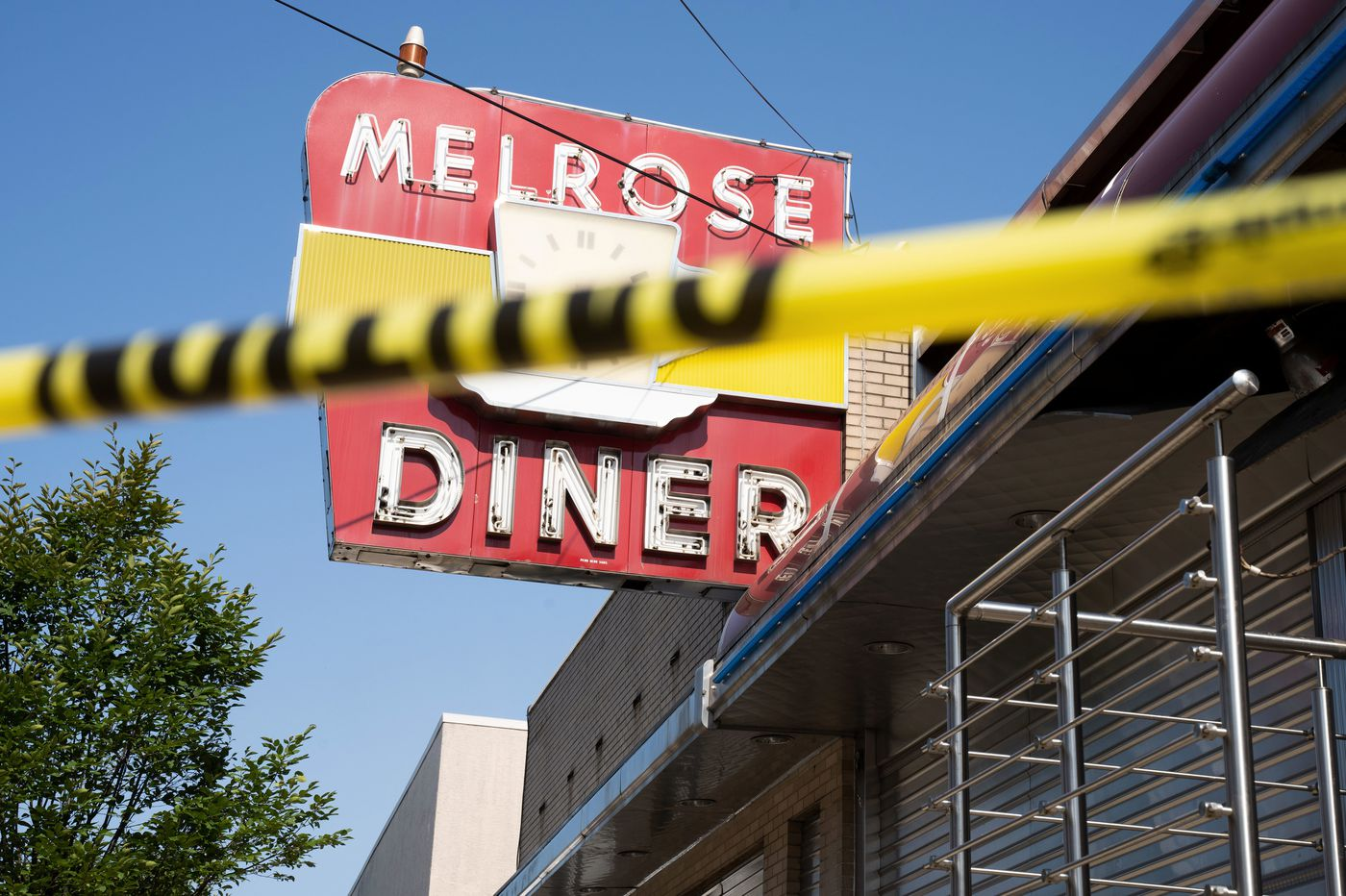 Melrose Diner to reopen 6 weeks after fire, with a 'surprise'