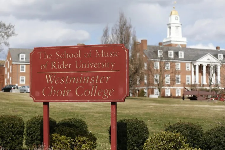 Westminster Choir College in Princeton, NJ on March 3, 2017. DAVID MAIALETTI / Staff Photographer