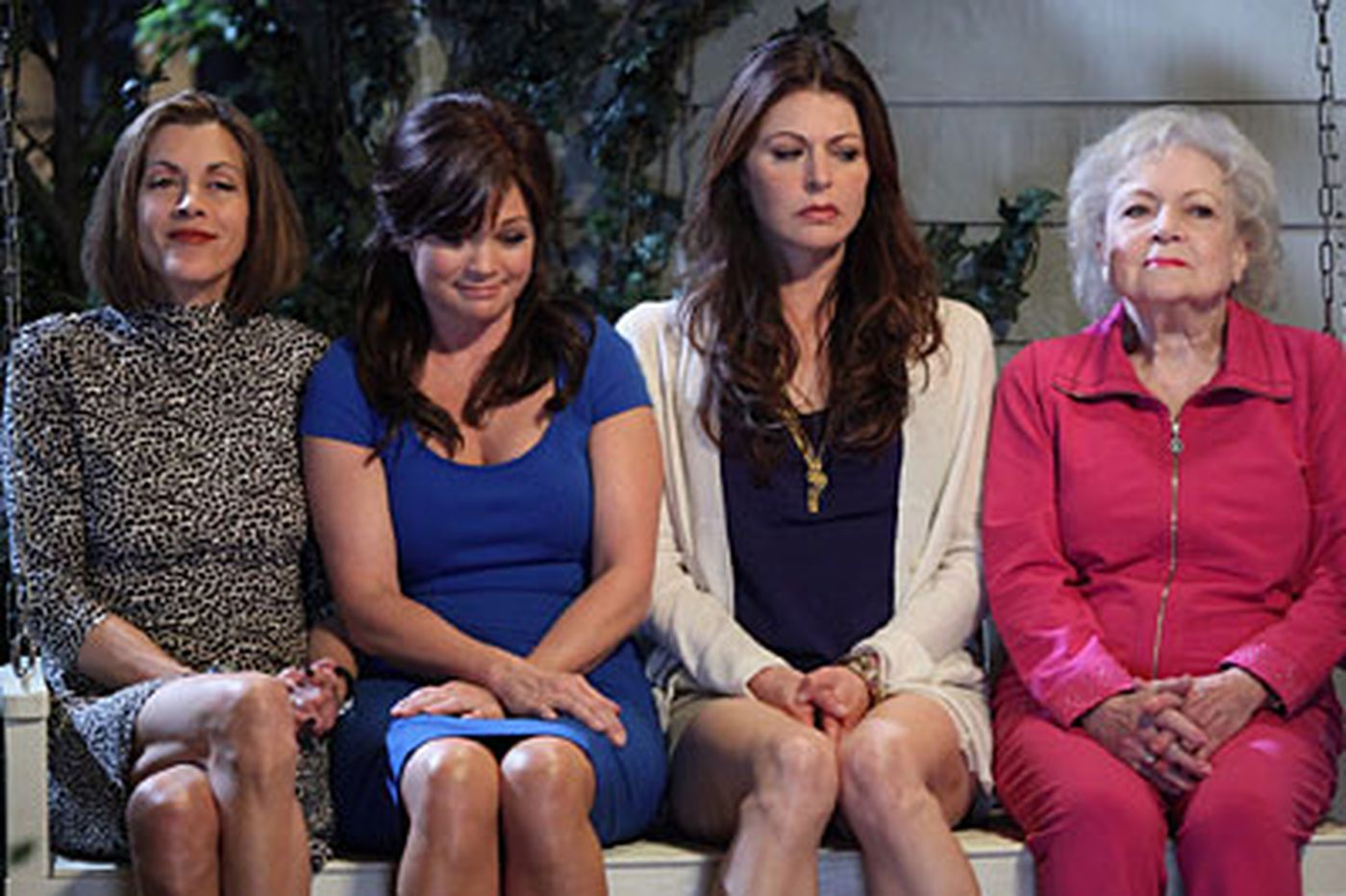 """Betty White, other favorites in funny, fresh """"Hot in Cleveland"""""""