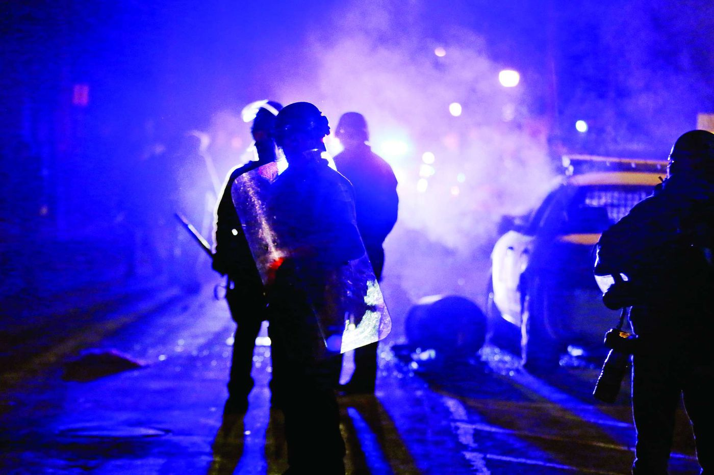 Commentary: Democratic policing can lead to more accountability