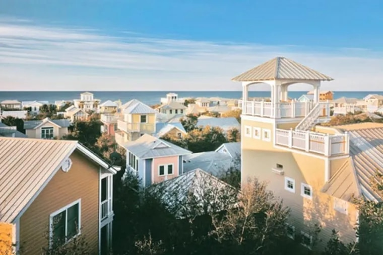 Discover all Seaside has to offer, including great restaurants, beaches and shopping. (Photo Credit: Contributed Photo)