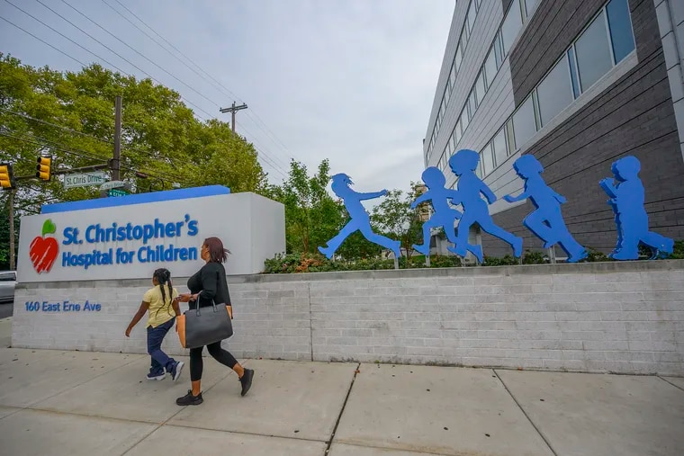 Drexel University and Tower Health have completed their purchase of St. Christopher's Hospital for Children out of bankruptcy for $50 million. Local healthcare giants Children's Hospital of Philadelphia, Independence Health Group and the University of Pennsylvania Health System have offered to help the new owners.