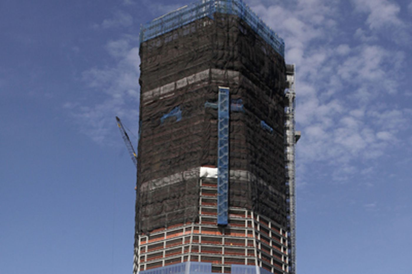 Freedom Tower to rise above all others in NYC