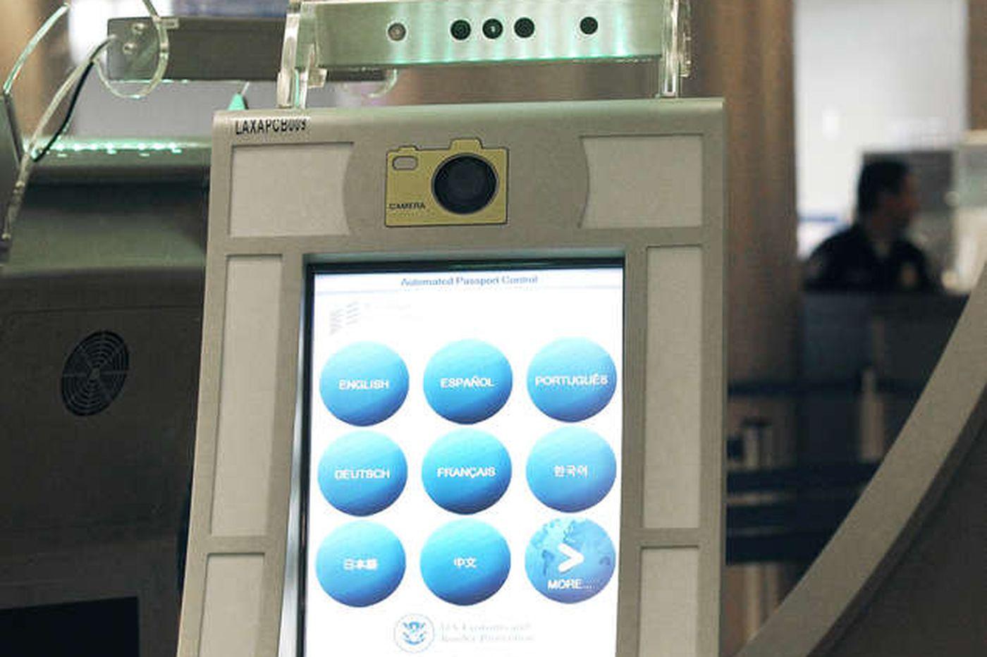 Snag at PHL's Customs kiosks angers travelers