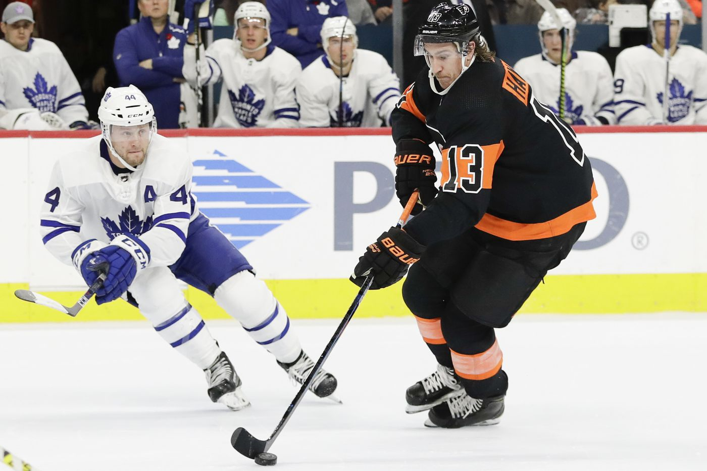 Flyers need more production from James van Riemsdyk, Kevin Hayes, and Jake Voracek