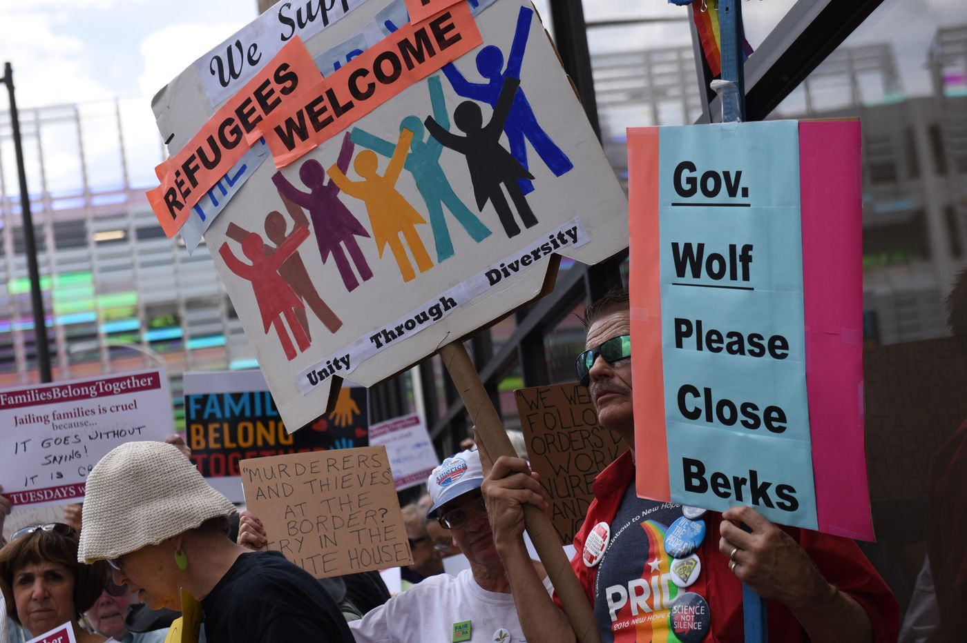 Gov. Wolf should keep pushing to close Berks immigrant detention center | Editorial