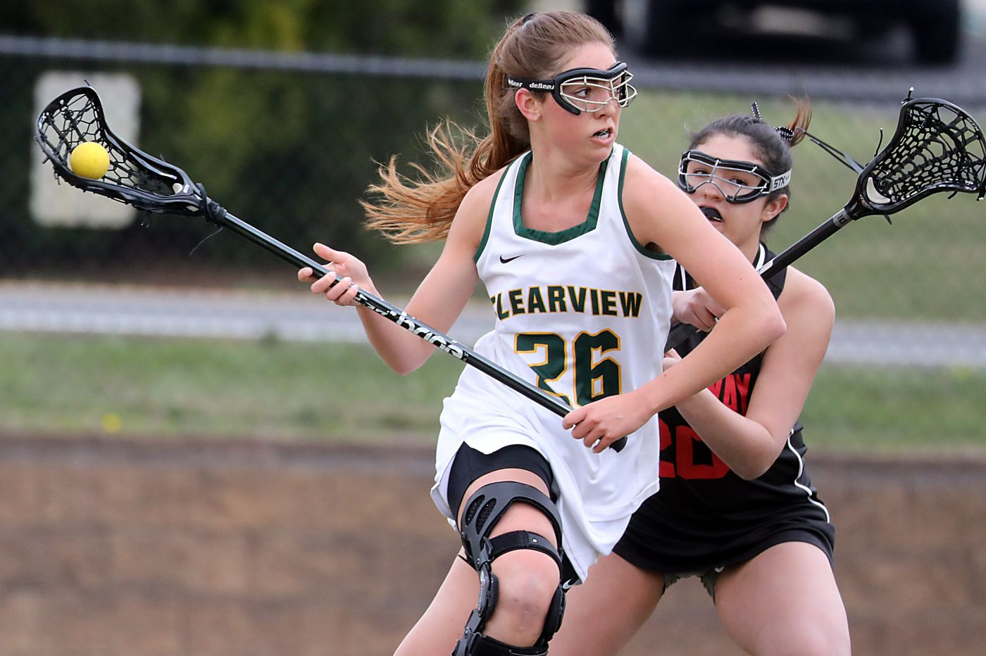 Clearview falls short in Group 4 girls' lacrosse state championship