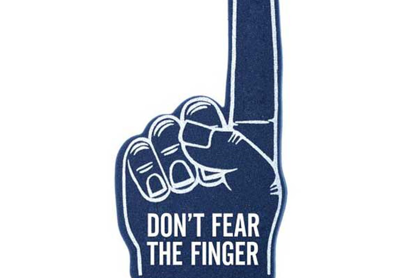 Prostate cancer activists launch 'the finger' campaign to stem decline in testing