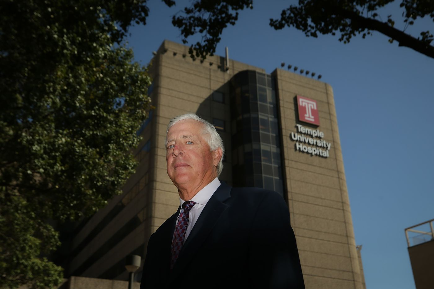 Temple Health's CEO finds value in small efficiencies as the system's results improve