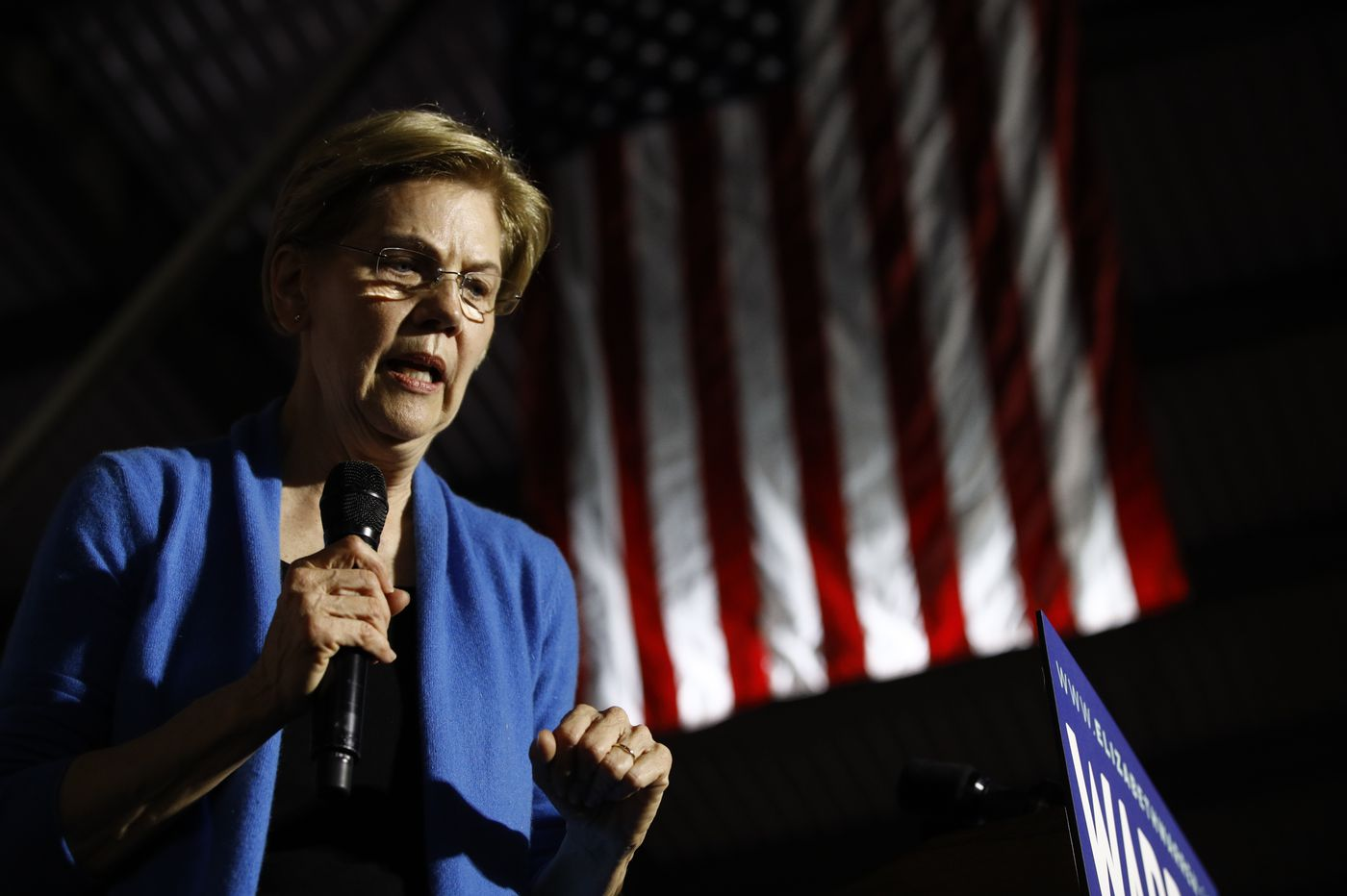 As Elizabeth Warren drops out, supporters feel the chance to see a woman in the White House slip away again