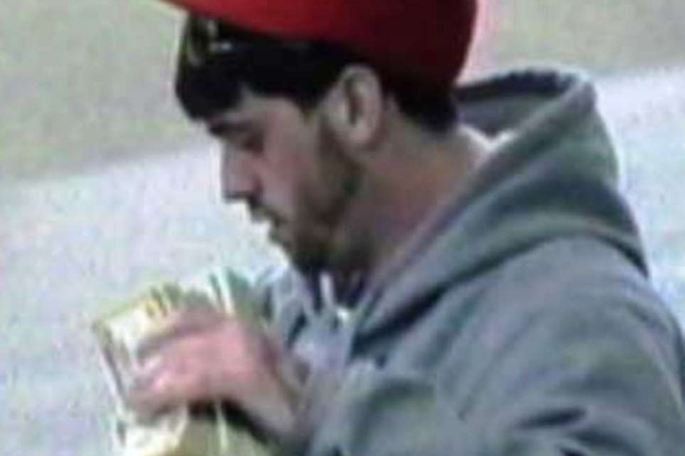 Cops, FBI searching for serial bank robber