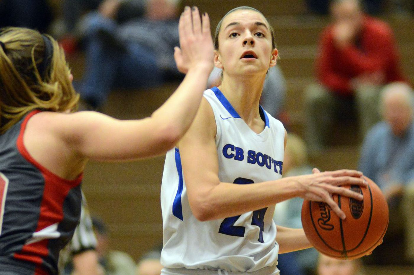Monday's Pa. roundup: Alexa Brodie's early flurry helps C.B. South advance