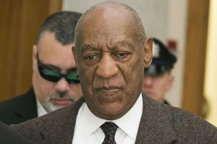 Bill Cosby arrives at the Montgomery County Courthouse in Norristown on Feb. 3, 2016.