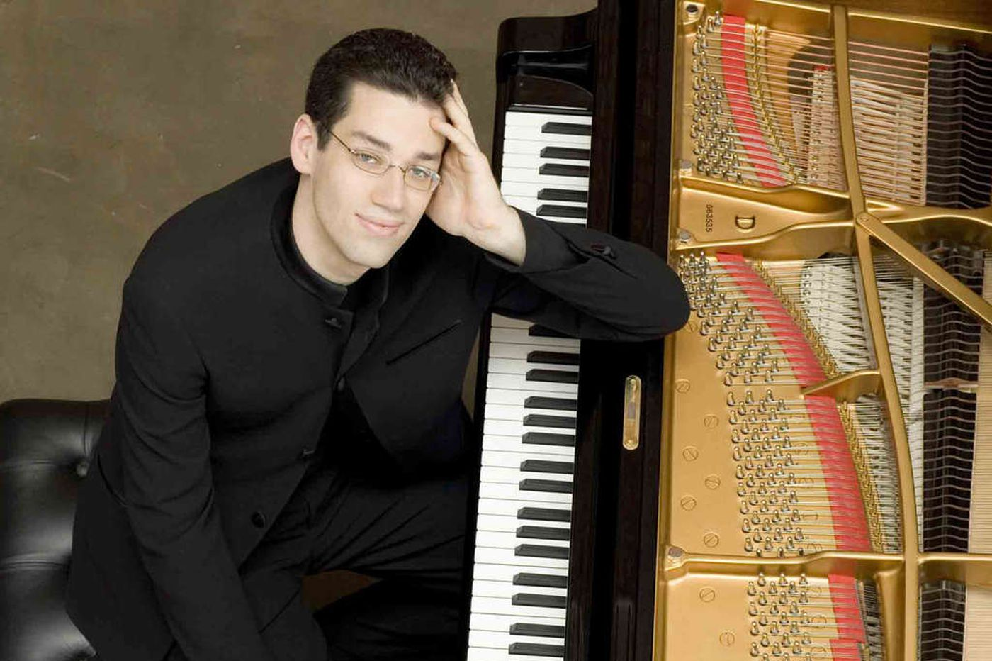 Jagged edges and supreme peace: Pianist Jonathan Biss with and without the Philadelphia Orchestra
