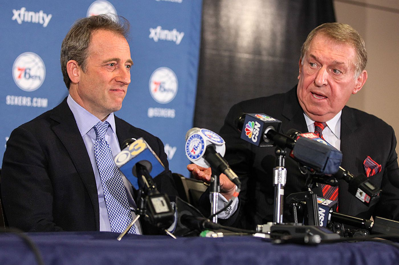 Adding Jerry Colangelo a slam dunk for Sixers