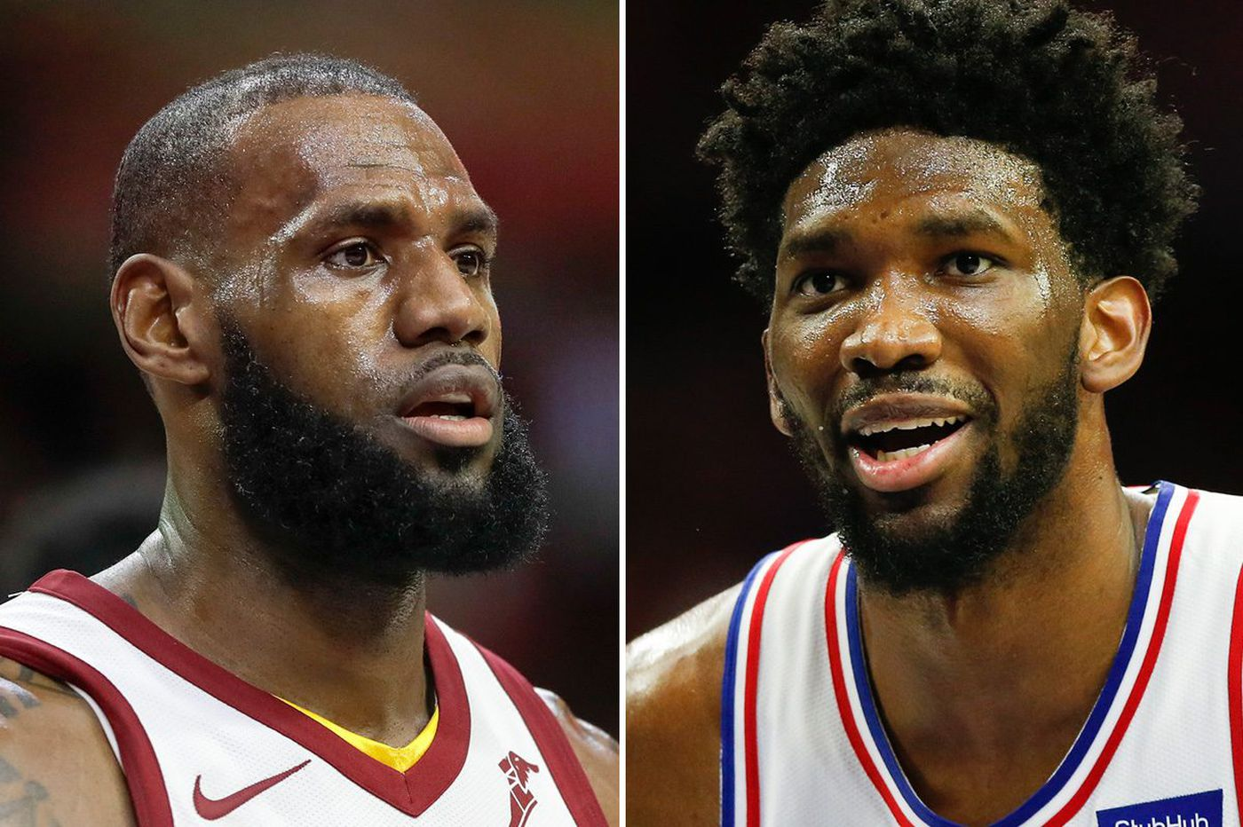 LeBron James urged by billboards in Cleveland to join Sixers